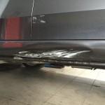 blacharstwo samochodowe kraków uszkodzony próg 01
