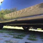blacharstwo samochodowe kraków uszkodzony próg 05