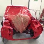 lakierowanie samochodu peugeot 205 08