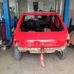 lakierowanie samochodu peugeot 205 19