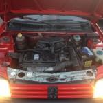 lakierowanie samochodu peugeot 205 23