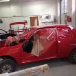 lakierowanie samochodu peugeot 205 10