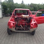 lakierowanie samochodu peugeot 205 17